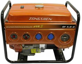 Ģenerators Zongshen ZSQF 5.0