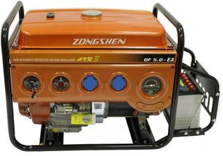 Ģenerators Zongshen ZSQF 5.0E