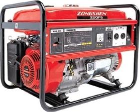Ģenerators Zongshen ZSQF 6.0E