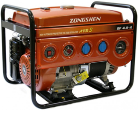 Ģenerators Zongshen ZSQF 4.0