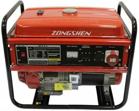 Ģenerators Zongshen ZSQF 5.0-3