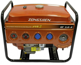 Ģenerators Zongshen ZSQF 3.0